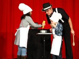 Tim Jantzens Zaubershow in Osterholz-Scharmbeck