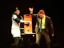 Zauberkünstler Tim Jantzen
